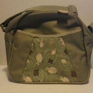 Graco 647COU Green Sheep Lamb Bag NEW